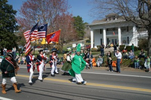Irish Day Parade 2011