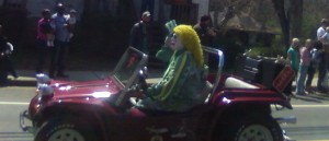 Clown in Parade