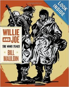 Willie and Joe Book Cover