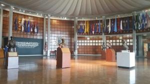 8th AF Museum Rotunda