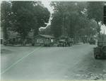 Road block Near Mortain - 1944