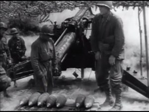 30th Inf Div artillery