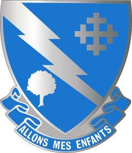 310th Infantry Regiment Unit Insignia