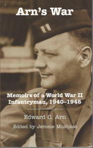Arns War Cover