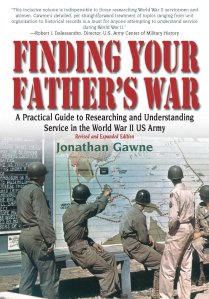 Finding Your Fathers War Cover